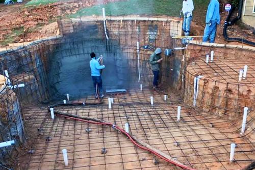 Pool Builder Georgia
